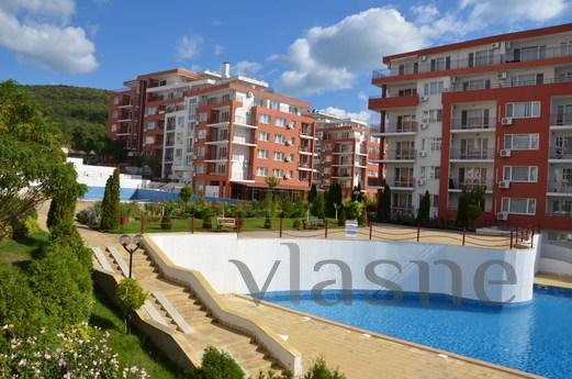 Renting apartments in Bulgaria near the sea, in the complexe