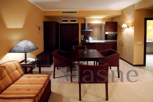 Apartment in luxury complex, Nesebr - apartment by the day