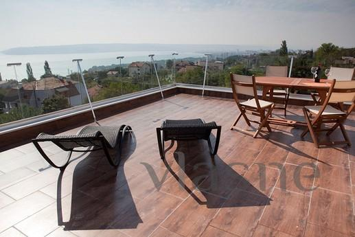 Penthouse to rent for a day, Varna - apartment by the day