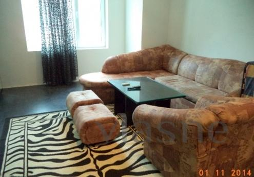 The apartment is in the center of Ruse. Located next to the