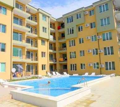 Furnished apartments for rent in resort Sunny Beach. It is p