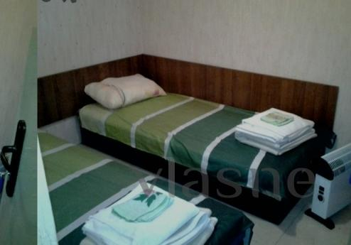 Rooms for rent in Varna. There are rooms with shared bathroo
