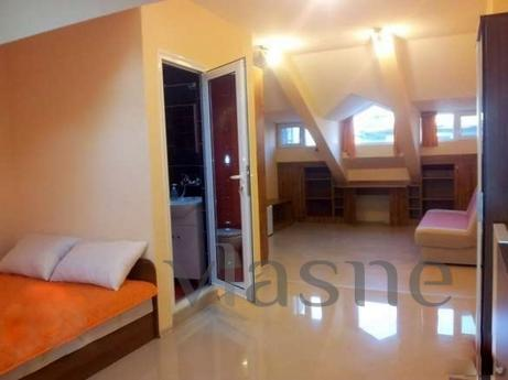 Furnished apartment in the city center. After repairs, new f